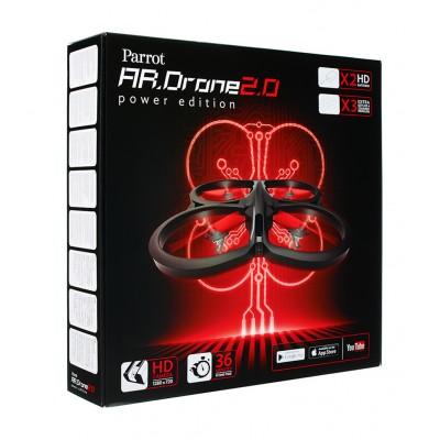 Квадрокоптер Parrot AR. Drone 2.0 Power Edition