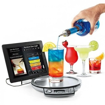 Весы смарт-бармен Brookstone Smart Bartending