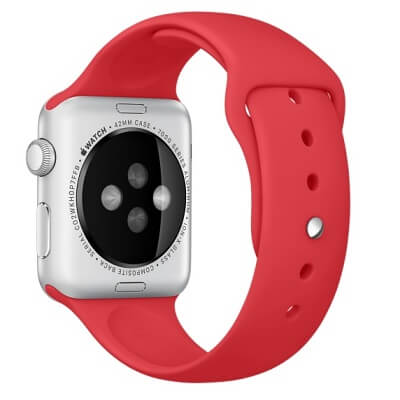 Ремешок 42mm Red Band - S/M & M/L для Apple WATCH