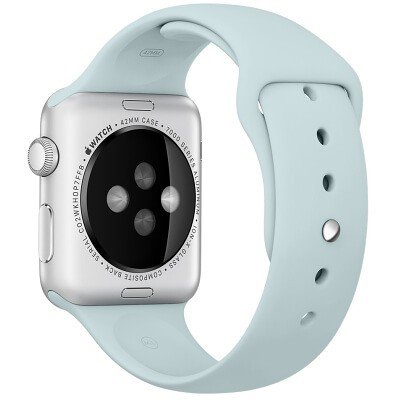 Ремешок 42mm Turquoise Sport Band для Apple WATCH