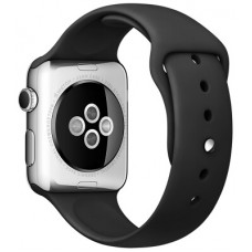 Ремешок 42mm Black Sport Band - S/M & M/L для Apple WATCH