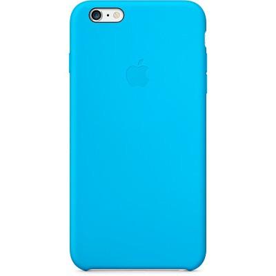 Чехол-накладка Apple для iPhone 6/6s силикон (синий) MGQJ2ZM/A
