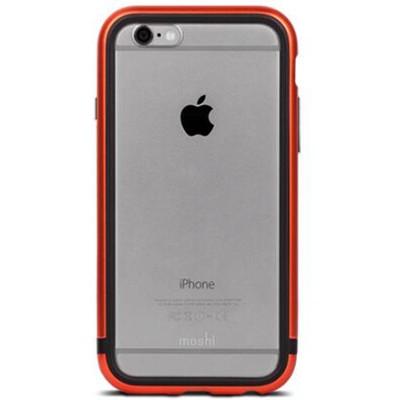 Бампер Moshi iGlaze Luxe для iPhone 6/6S (оранжевый)