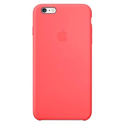 Чехол-накладка Apple iPhone 6 Plus силикон (розовый) MGXW2