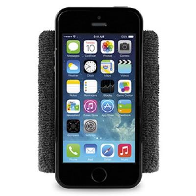 Чехол на бицепс Puro для iPhone 5/5S (черный) IPC5RUNBLK