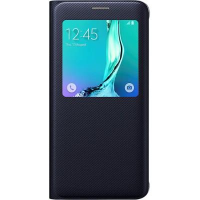 Буклет Samsung Galaxy S6 Edge+ S View Cover (черный)