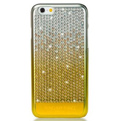 Чехол-накладка BMT для iPhone 6/6S Vogue Cascade (золотой)
