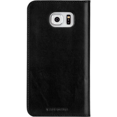 Чехол-книжка Case-Mate Wallet Folio для Samsung S6 (черный)