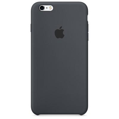 Чехол-накладка Apple iPhone 6 Plus/6S Plus силикон (серый) MKXJ2