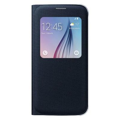 Буклет Samsung Galaxy S6 G920 S View (синий)