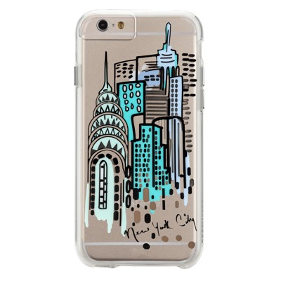 Чехол-накладка Case-Mate для iPhone 6/6S (City View Print)