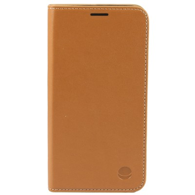 Чехол-книжка Beyzacases для Samsung S6 Folio S (коричневый)
