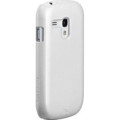 Чехол-накладка Case-Mate для Samsung Galaxy S3 mini (белый)
