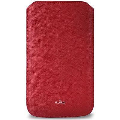 Футляр Puro Essential универсальный XL (красный)