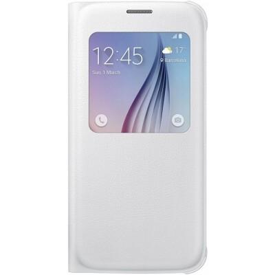 Буклет Samsung Galaxy S6 G920 S View (белый)