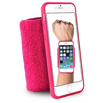 Чехол на бицепс Puro для iPhone 6 (розовый)