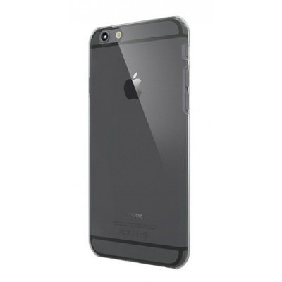 Чехол-накладка Colorant для iPhone 6/6S С0 Hard Clear (черный)