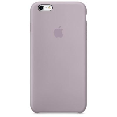 Чехол-накладка Apple iPhone 6 Plus/6S Plus силикон (фиолетовый) MLD02