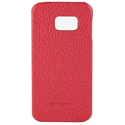 Чехол-накладка Beyzacases для Galaxy S6 Edge Rock (красный)