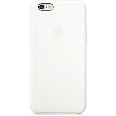 Чехол-накладка Apple для iPhone 6/6s силикон (белый) MGQG2ZM/A