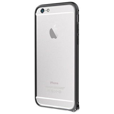 Бампер X-doria Gear plus для iPhone 6 (черный)