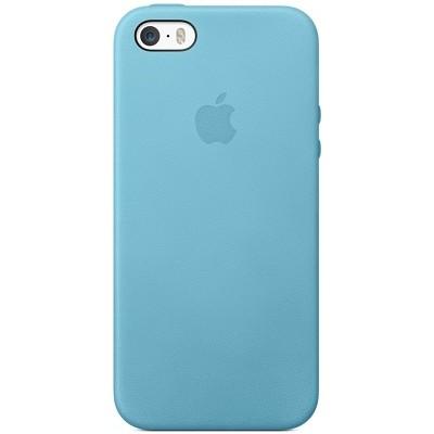 Чехол-накладка Apple для iPhone 5/5S (синий)