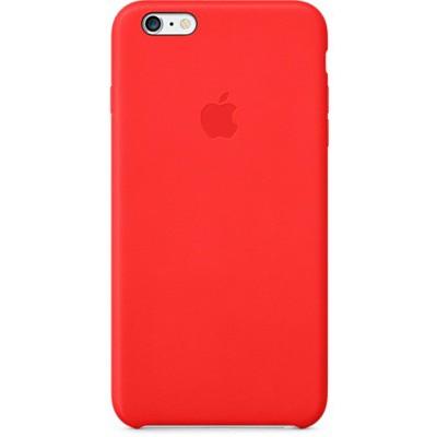 Чехол-накладка Apple iPhone 6 Plus/6s Plus (красный) MGQY2ZM/A