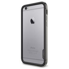 Бампер SGP Hybrid EX Metal для iPhone 6/6S (серый)