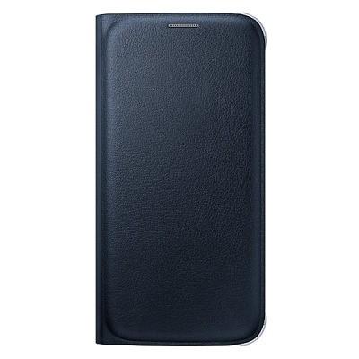 Чехол-книжка Samsung Galaxy S6 G920 Flip (сине-черный)