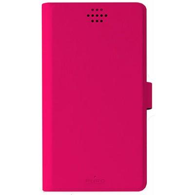 Чехол-книжка Puro UNI универсальный L (розовый)
