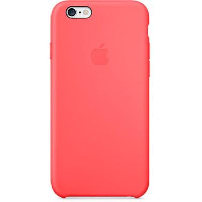 Чехол-накладка Apple для iPhone 6/6s силикон (розовый) MGXT2ZM/A