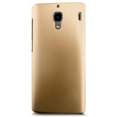 Чехол-накладка Dark Color для Xiaomi Redmi (золотая)
