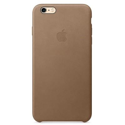 Чехол-накладка Apple iPhone 6 Plus/6S Plus (коричневый) MKX92