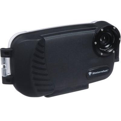 Подводный бокс Watershot для iPhone 5/5S (черный) WSIP5-001