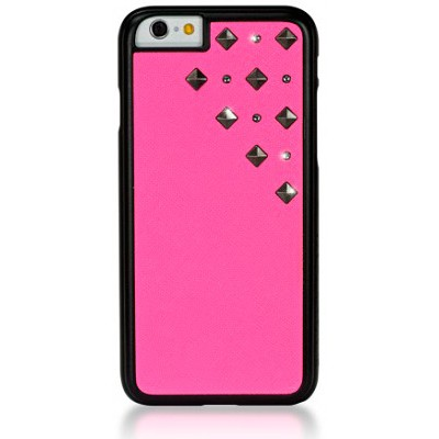 Чехол-накладка BMT для iPhone 6/6S Metallique Meteor (розовый)