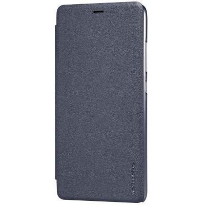 Чехол-книжка Nillkin Sparkle series для Xiaomi Redmi Note 3 (черный)