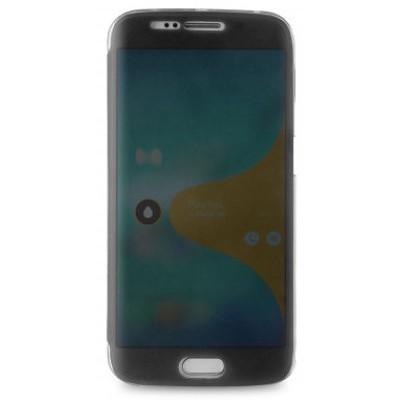 Чехол-книжка Puro для Galaxy S6 Edge BOOKLET (прозрачный)
