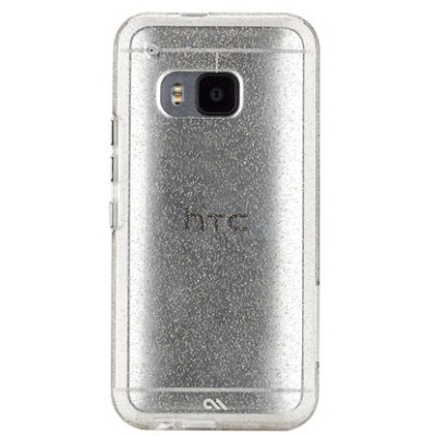 Чехол-накладка Case-Mate для HTC One M9 Sheer Glam шампань CM032441