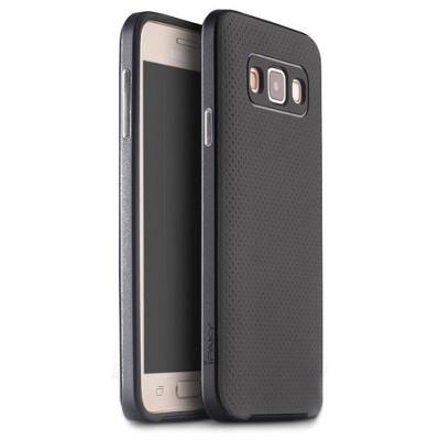 Чехол-накладка iPaky Original для Samsung Galaxy A3 (темно-серый)