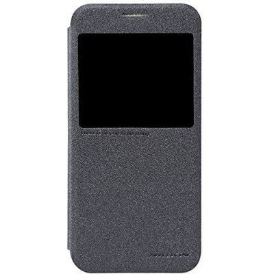 Буклет Nillkin Sparkle series для Samsung S6 G920 (черный)