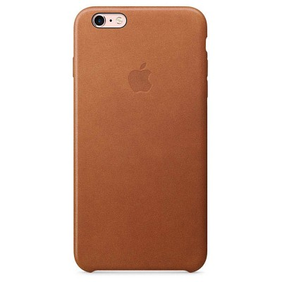 Чехол-накладка Apple iPhone 6 Plus/6S Plus (коричневый) MKXC2