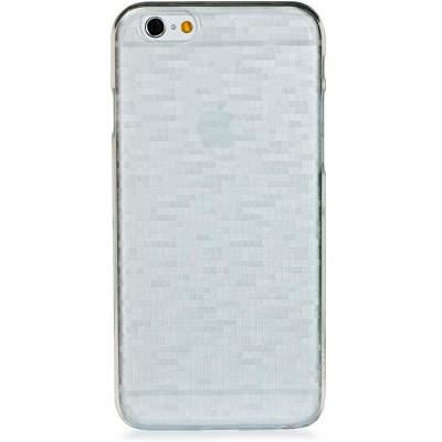Чехол-накладка BMT для iPhone 6/6s Mosaic Ice (прозрачный)