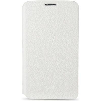 Чехол-книжка Melkco для Samsung Note 3 Neo N750 (белый)
