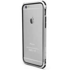Бампер X-doria Defense Gear для iPhone 6/6s (серебро)
