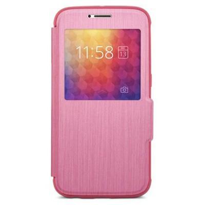 Буклет Moshi Sense для Samsung S6 (розовый)