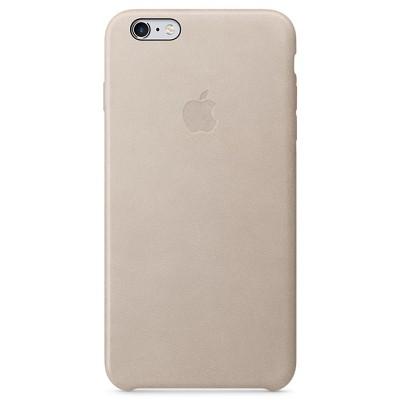 Чехол-накладка Apple iPhone 6 Plus/6S Plus (серо-розовый) MKXE2