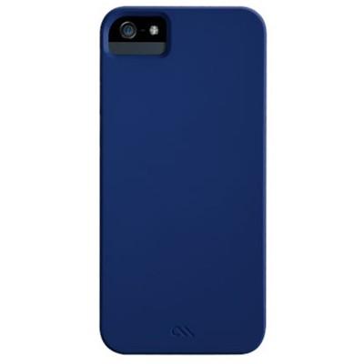 Чехол-накладка Case-Mate для iPhone 5/5s Barey (синий)
