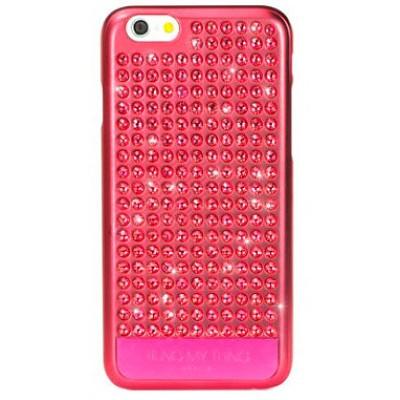 Чехол-накладка BMT для iPhone 6/6S Extravaganza (розовый)