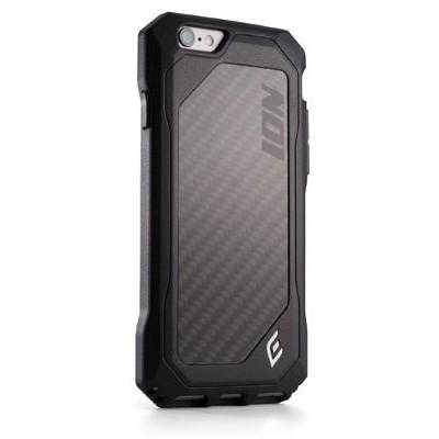 Чехол-накладка Element для iPhone 6/6S ION 6 Carbon Fiber (черный)
