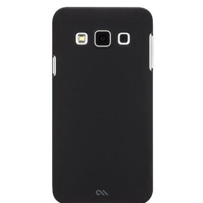 Чехол-накладка Case-Mate для Samsung A3 BT (черный) CM032298